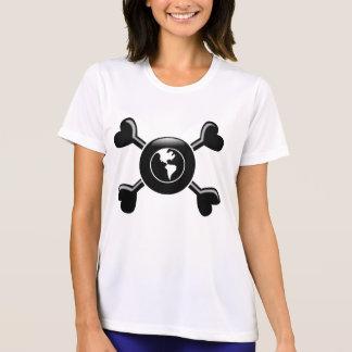 Crossbones World Domination Shirt