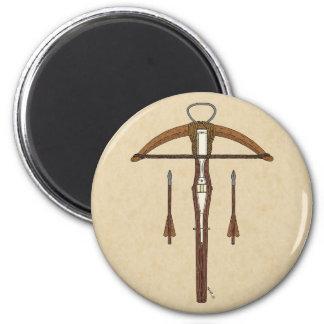 Crossbow Magnet