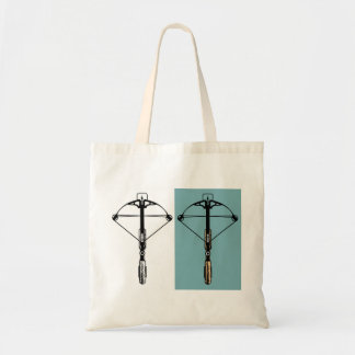 Crossbow Tote Bag