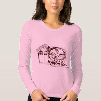 crossbow-treadmill t shirt