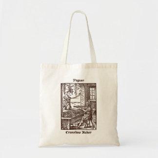 Crossbowmaker Tote Bag