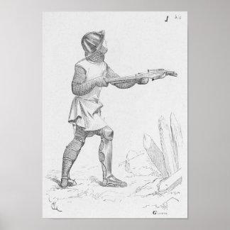 Crossbowman Poster