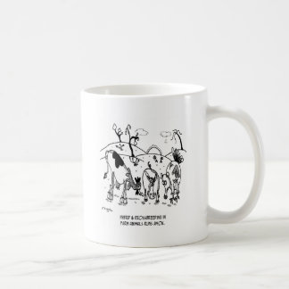 Crossbreeding Run Amok Mugs