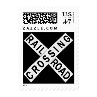 Crossbuck Postage