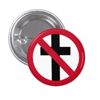 CrossBuster Pinback Button