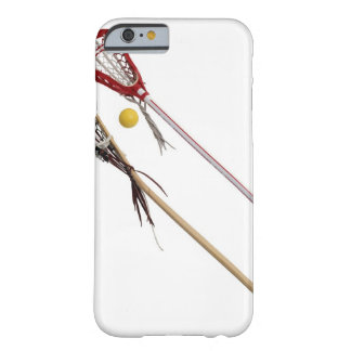 Crosse y bola funda para iPhone 6 barely there