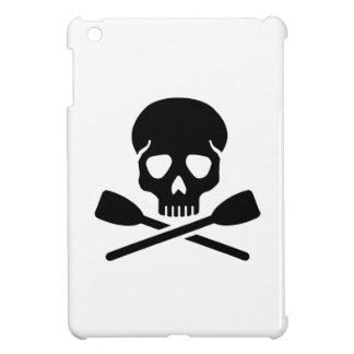 Crossed oars skull case for the iPad mini