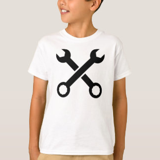 Crossed Screw wrench T-Shirt