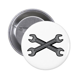 CROSSED WRENCHES PINS