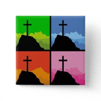 Crosses button