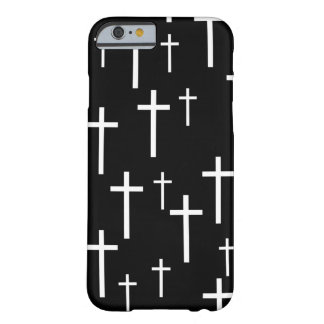 Crosses Barely There iPhone 6 Case
