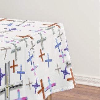 Crosses Tablecloth