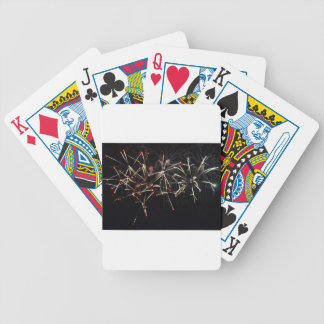 Crossette Fireworks Bicycle Playing Cards