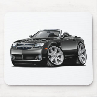 Crossfire Black Convertible Mousepads
