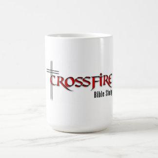Crossfire Coffee Mug