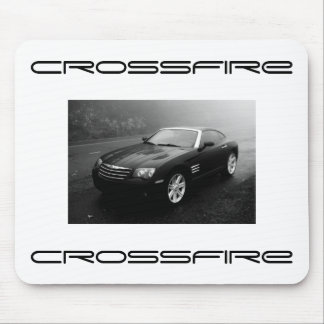 Crossfire Mouse Pad