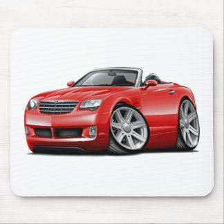 Crossfire Red Convertible Mouse Pads