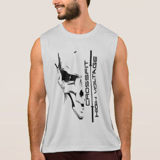 CrossFit High Voltage Muscle Tank Top