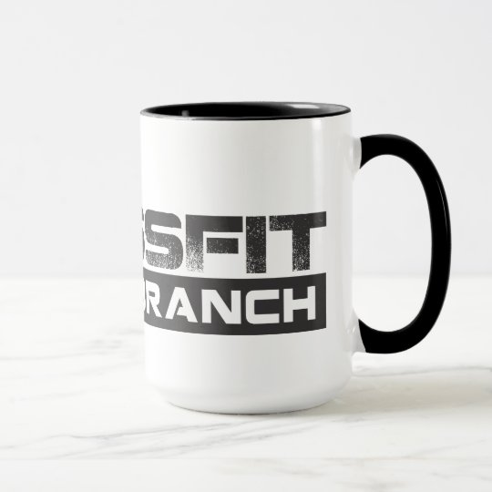 CrossFit Spring Branch Coffee Mug