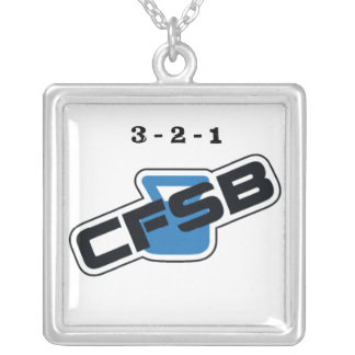 CrossFit Spring Branch Necklace