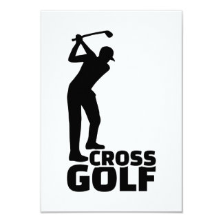 Crossgolf Card