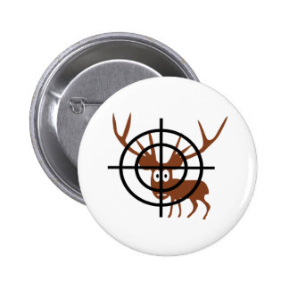 Crosshair Deer Button