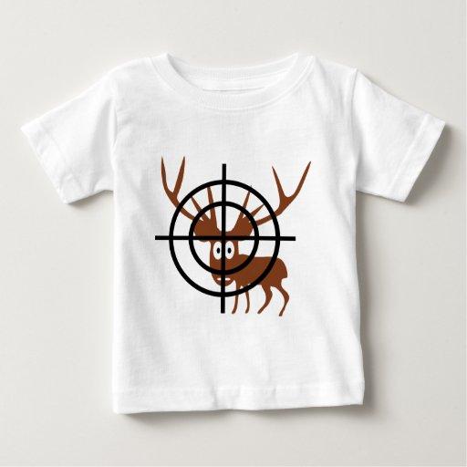 Crosshair Deer T Shirts