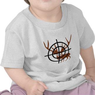Crosshair Deer Shirts