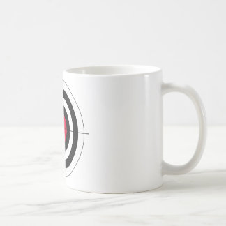 Crosshairs BullsEYE Target Coffee Mug