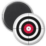 Crosshairs BullsEYE Target Magnets