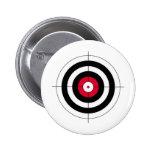 Crosshairs BullsEYE Target Pins