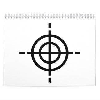 Crosshairs Calendar