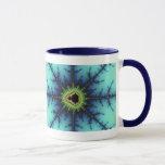 Crosshairs - Fractal Mug