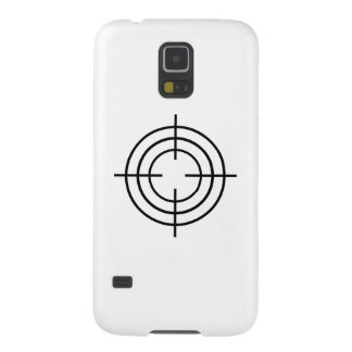 Crosshairs gun cases for galaxy s5