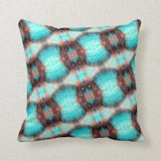 Crosshatch Pattern Pillow