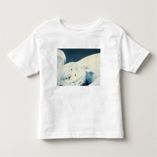 Crossing a Ravine, from 'A Narrative of an Ascent Shirt
