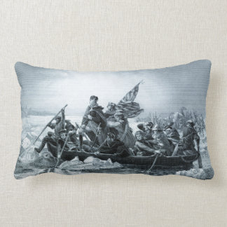 Crossing Delaware & Declar. of Independence Pillows