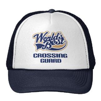 Crossing Guard Gift (Worlds Best) Trucker Hat