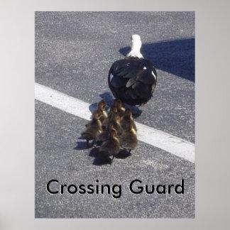 Crossing guard poster