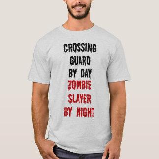 Crossing Guard Zombie Slayer T-Shirt