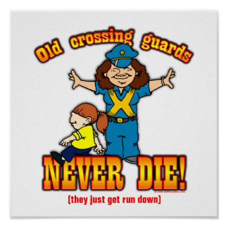 Crossing Guards Poster
