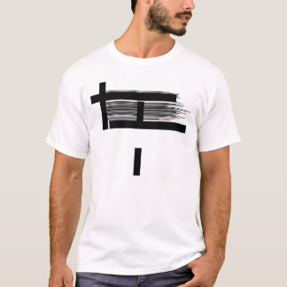 crossing lines T-Shirt