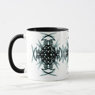 Crossing Mayhem Ringer Mug