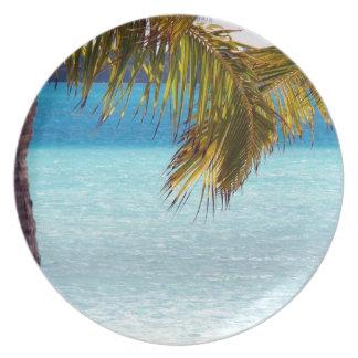 Crossing Paradise Plates