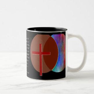 """""""Crossing Paths"""" Mug Design By Glenn McCarthy"""