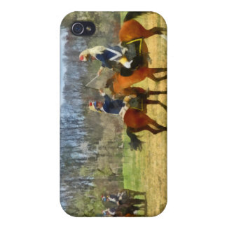 Crossing Sabers iPhone 4/4S Case