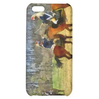 Crossing Sabers iPhone 5C Cases