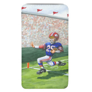 Crossing the Goal Line for a Touchdown Galaxy S5 Pouch