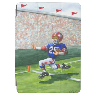 Crossing the Goal Line for a Touchdown iPad Air Cover
