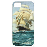 Crossing the Ocean iPhone 5 Cases